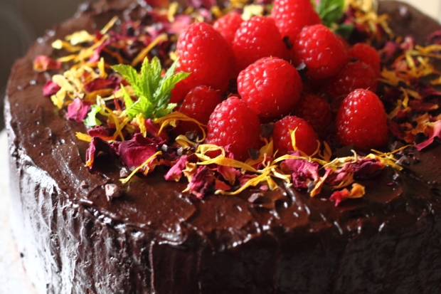 Affinities Cake
