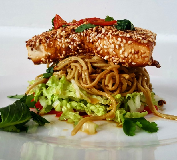 Main Asian edamame noodles salad with crispy black sesame tofu.jpg